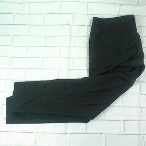 Kenneth Cole New York Dress Pants Black Size 38X30